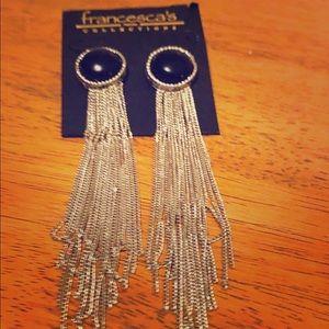 🌻Spring sale*  Francesca's long tassel earrings